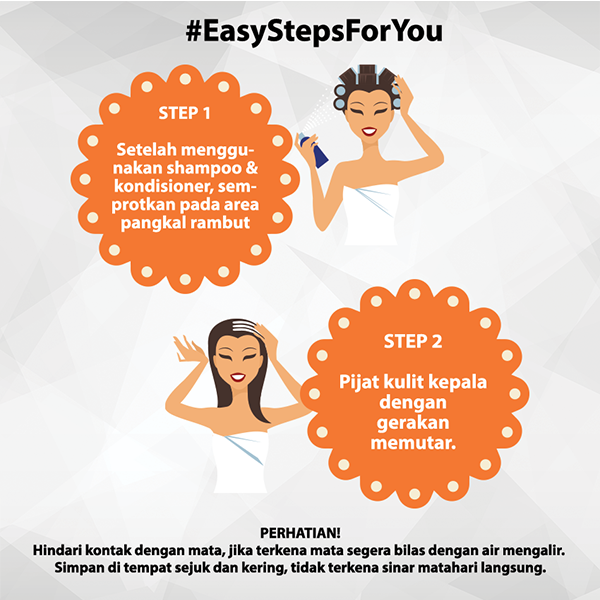 Easy step for you
