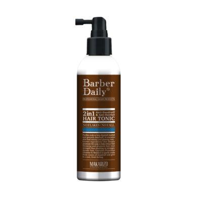 Barber Daily 2 in 1 Hair Tonic Bottle 240ml