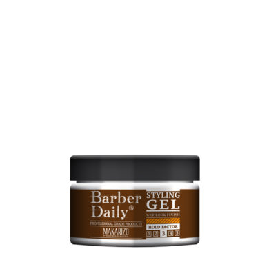 Barber Daily Wet Look Styling Gel 250 g