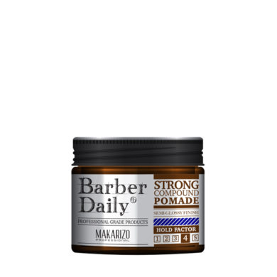 Barber Daily Strong Compound Pomade Jar 120 g