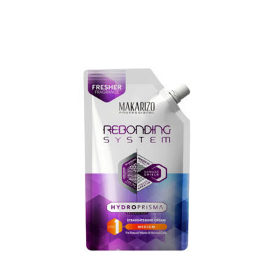Rebonding System HydroPrisma Straightening Cream Medium Pouch 500ml