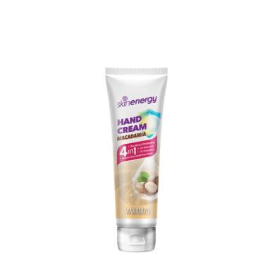 Skin Energy Hand Cream Macadamia Tube 50mL