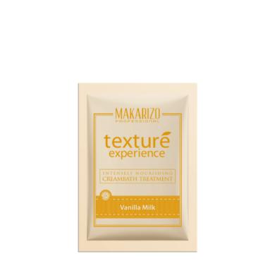 Makarizo Professional Texture Experience Deep Nourishing Creambath Treatment Vanilla Milk