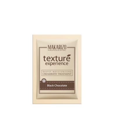 Makarizo Professional Texture Experience Cream Black Chocolate Sachet 60gr (Satuan)